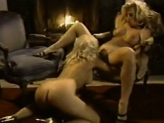 Amber Lynn, J.R. Carrington, Holly Body in classic fuck