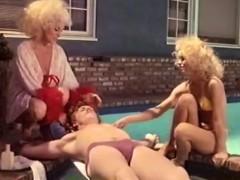 Kristara Barrington, Honey Wilder, Herschel Savage in