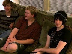 Gay brown haired sexy teen porn It turns into a finish three