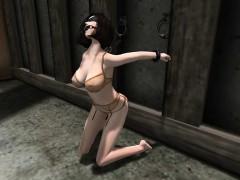 Wife Prisoner Gohoushi Sex vol.1 - Amazing 3D hentai adult