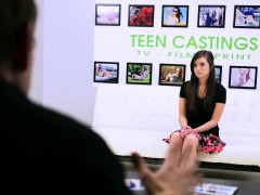 FetishNetwork Gia Paige rough casting