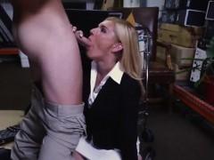 Public anal buttplug Hot Milf Banged At The PawnSHop