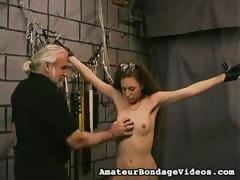 Nicoles Pussy Torture
