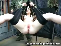 Dezerays Punishment Session
