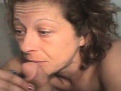 Mature Brunette Crack Whore Fucked Point Of View