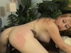 Huge Tits Whore Double Anal By Big Black Cocks In Bed