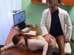 Big ass patient fucks big cock doctor in hospital