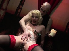 Hot Blonde Mature With Great Ass Feels Like A Bad Girl And