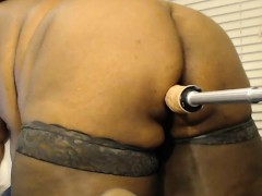 Bbw Wife Takes A Bath And Masturbates On Webcam