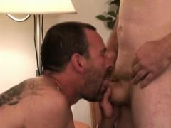 Mature Amateurs Eric And Joey Suck Dick