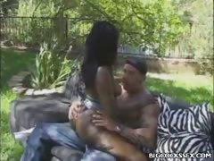 Big Dick Outdoor Sex