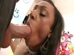 Black Anal Addiction #02