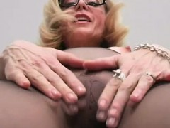 FetishNetwork Nina MILF jerkoff teacher
