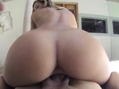 Keisha Grey receives cum in her ass