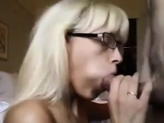 Blonde Russian Escort Getting A Facial