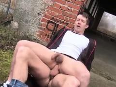 Naked men with big dicks outdoors gay Tourist Ass!