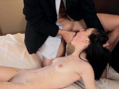 Teen Jenna Reid gets her fetish fantasy realized
