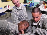 Hot young gay cock 3gp video for mobile Yes Drill Sergeant!