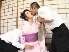 Dazzling scenes of rough sex with Rinka Kanzaki