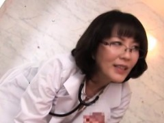 Nurse in heats takes to guys to drill her love holes