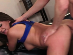 Amazing Naomi West loves a hard cock