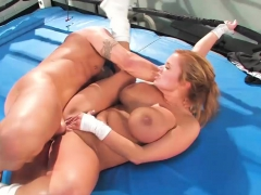 Shyla likes to get drilled without mercy
