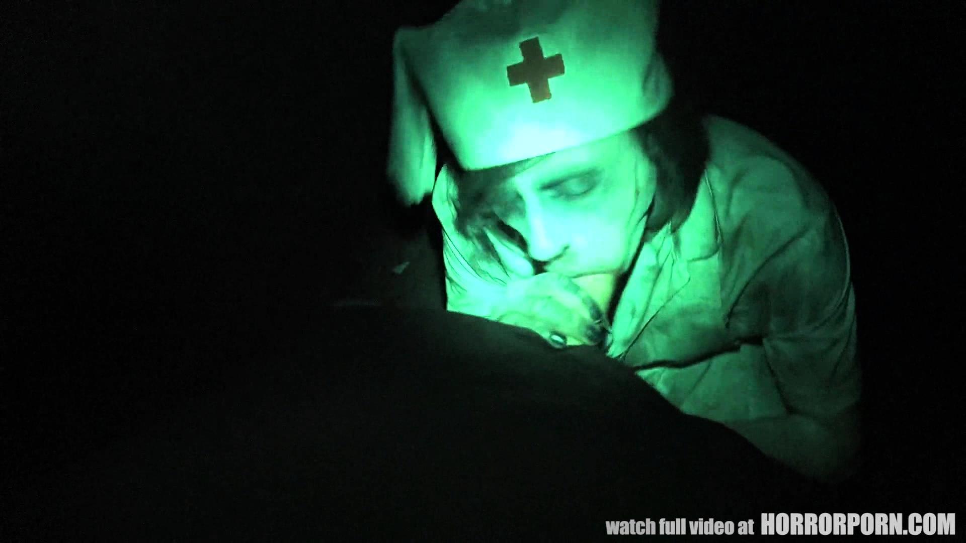 Horrorporn hospital ghosts