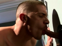 Muscular Hunks Pounding Ass In Toilet Trio