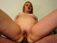 Slutty Granny Enjoys A Hard Ass Banging
