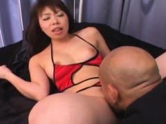 Maya Tsukino licks dong and screams - More at hotajp.com