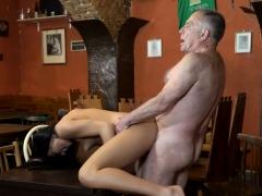 Daddy4k. Hottie Anna Rose Let Old Lover Stretch Her Wet...