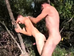 Milking young boy cum gay xxx Outdoor Pitstop There's