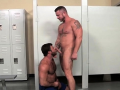 Muscle Gay Ass To Mouth With Cum Eating