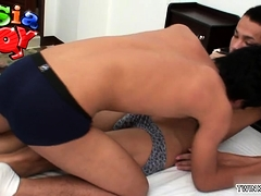 Asian Twinks Anal Sex And Cumshot