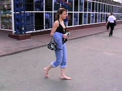 Foot Fetish Video Of Girls Feet In Public Places On Spy Cam