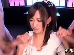 Sweet lovely hottie airi kijima is rammed