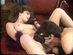 Hairy Pussy Was Licked In This Nice Vintage Porn