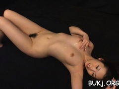Skinny Oriental Babe Severe Screwed And Made To Endure Cum