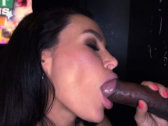 Exquisite knob sucking delights